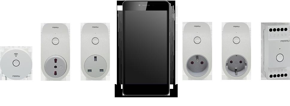 Perry Home | Dispositivi collegabili